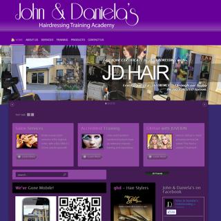 John & Daniela's Hairdressing Training Academy